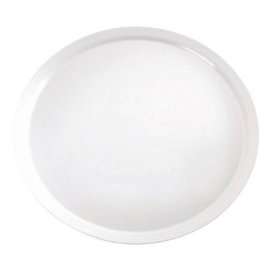 APS Pure Melamine Round Tray White 510mm URO GF152