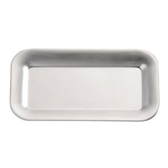 APS Pure Stainless Steel Tray 200 X 110mm URO GF160