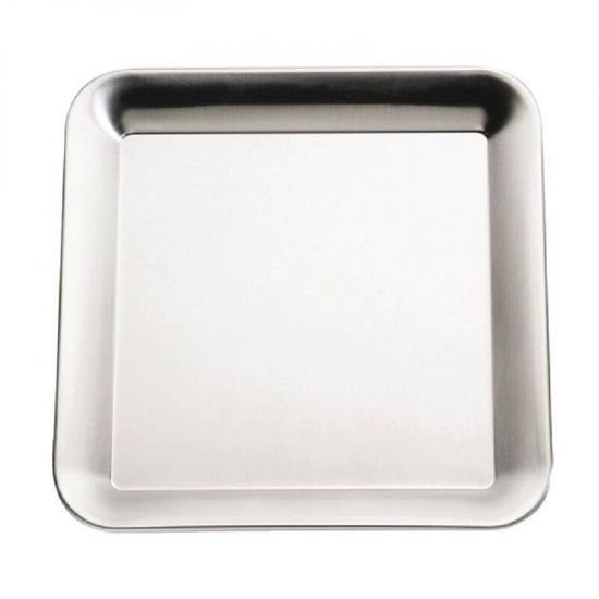 APS Pure Stainless Steel Tray 200mm URO GF161