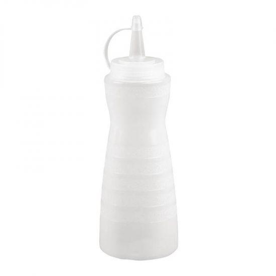 Vogue Clear Lidded Sauce Bottle URO GF250