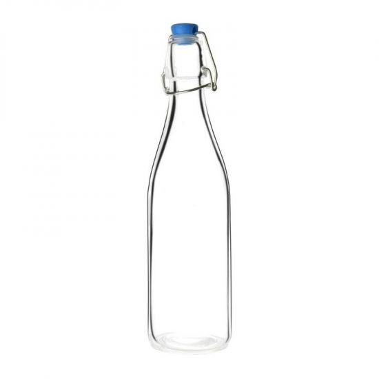 Olympia Glass Water Bottles 0.5Ltr Box of 6 URO GG929