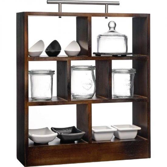 APS Wooden Tea Rack URO GH409