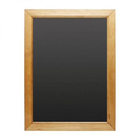 Olympia Wall Mounted Chalkboard 450 X 600mm URO GH879