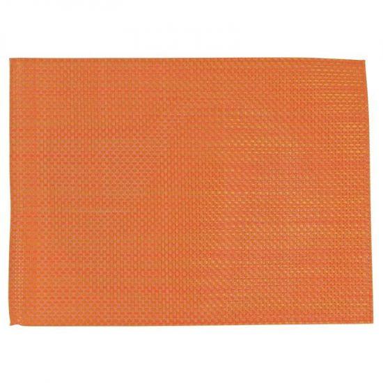 APS PVC Placemat Orange URO GJ993