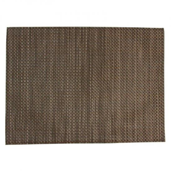 APS PVC Placemat Beige And Brown URO GJ996