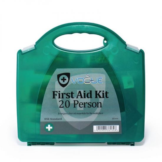 Vogue HSE First Aid Kit 20 Person URO GK092