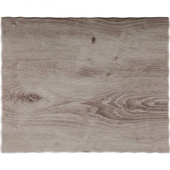 APS Wood Effect Melamine Tray GN 1/2 URO GK646