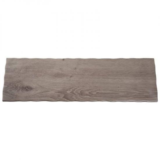 APS Wood Effect Melamine Tray GN 2/4 URO GK649