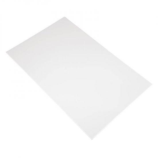 APS Zero Melamine Platter White GN 1/1 URO GK850
