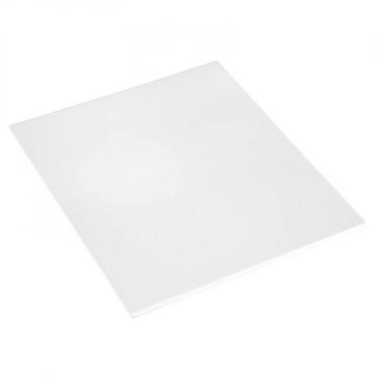 APS Zero Melamine Platter White GN 1/2 URO GK851