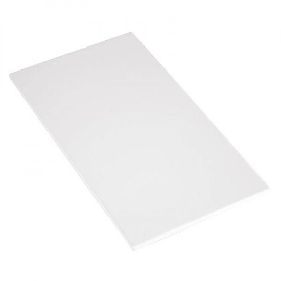 APS Zero Melamine Platter White GN 1/3 URO GK852