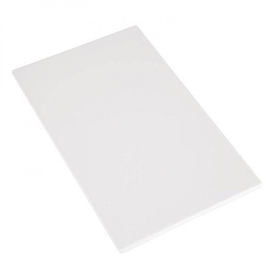 APS Zero Melamine Platter White GN 1/4 URO GK853