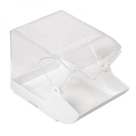 APS Sachet Dispenser Box White URO GL627