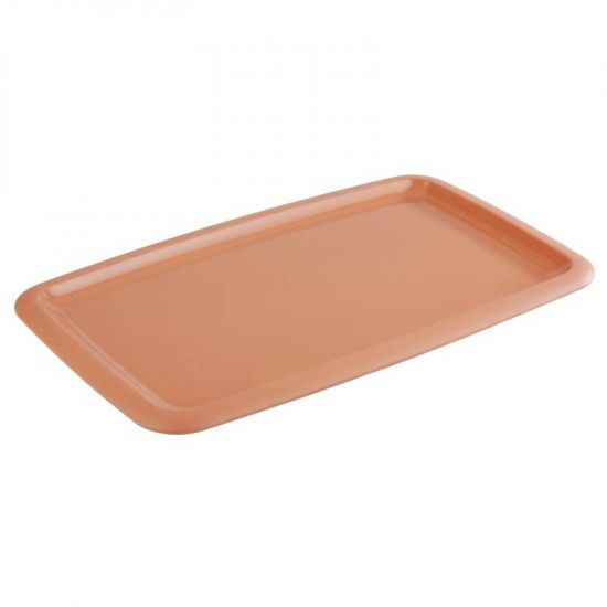 APS Tierra Terracotta Effect Tray 1/1GN URO GN570