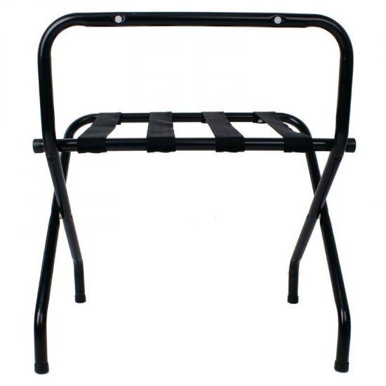 Bolero Black Luggage Rack URO GR397