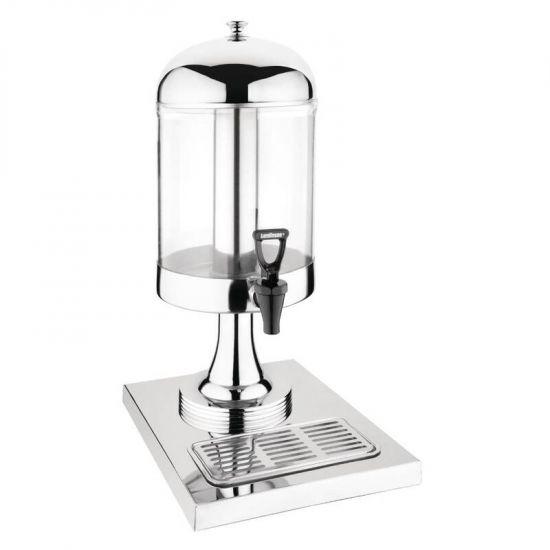 Olympia Single Juice Dispenser With Drip Tray URO J183