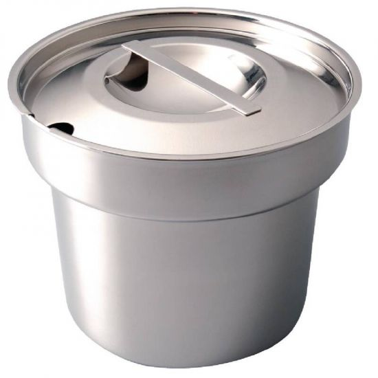 Vogue Bain Marie Pot And Lid URO K081