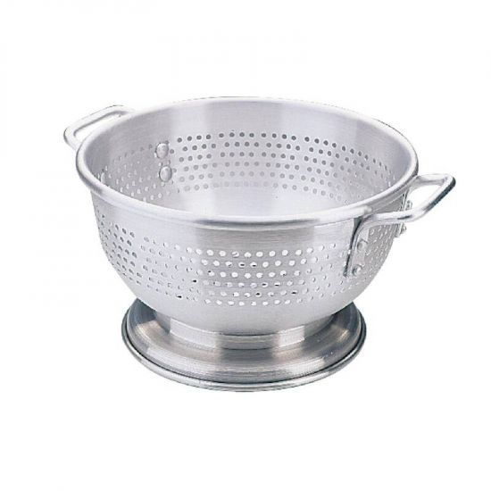 Vogue Aluminium Colander 14in URO K337