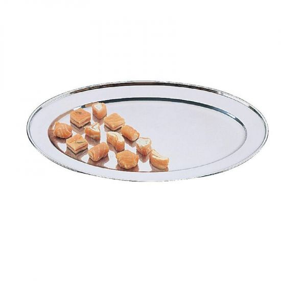 Oval Serving Tray 18in URO K366