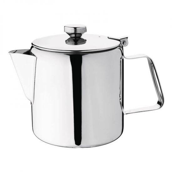 Olympia Concorde Tea Pot Stainless Steel 48oz URO K680