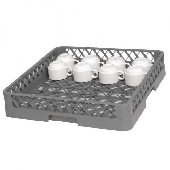 Vogue Open Cup Dishwasher Rack URO K908