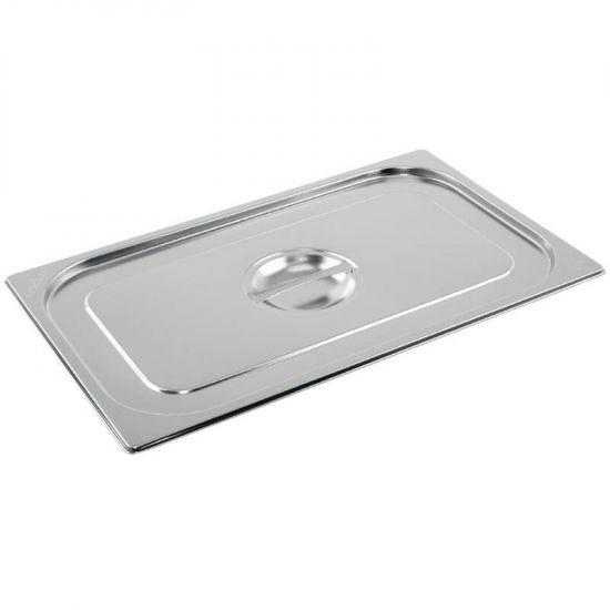 Vogue Stainless Steel 1/1 Gastronorm Lid URO K926