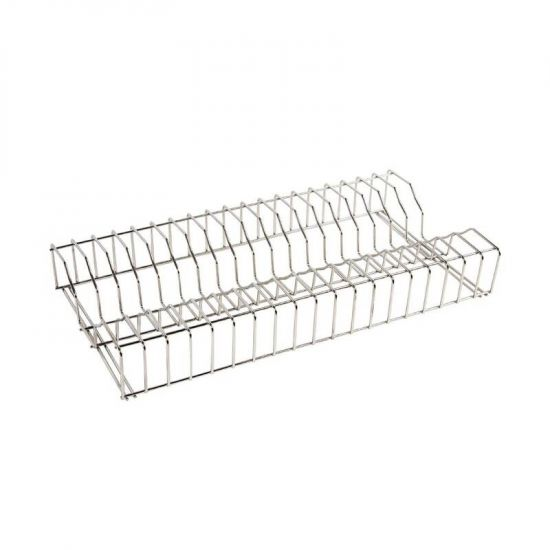 Vogue Stainless Steel Plate Racks URO L440