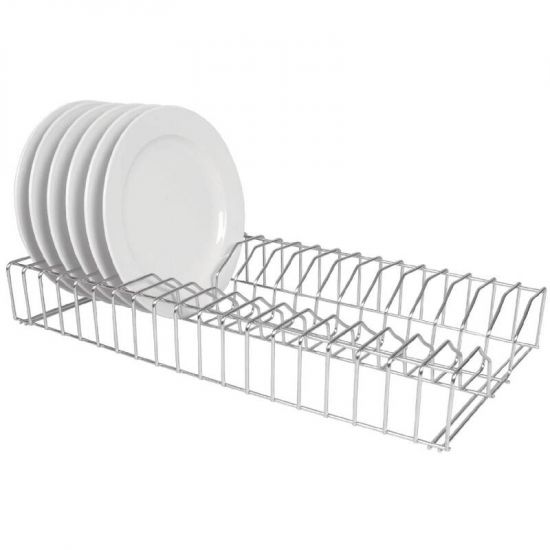 Vogue Stainless Steel Plate Racks URO L441
