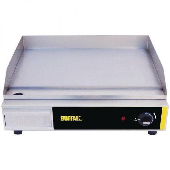 Buffalo Countertop Electric Griddle 525x 450mm URO L515