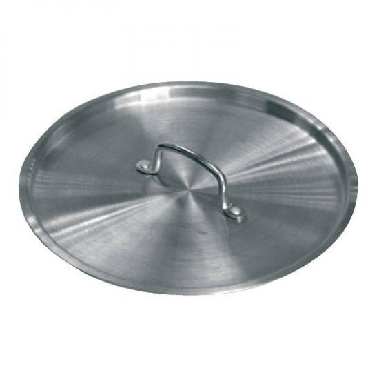 Vogue Deep Boiling Pot Lid 285mm URO S358