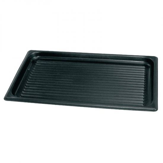 Vogue Ridged Non Stick Baking Sheet URO S372