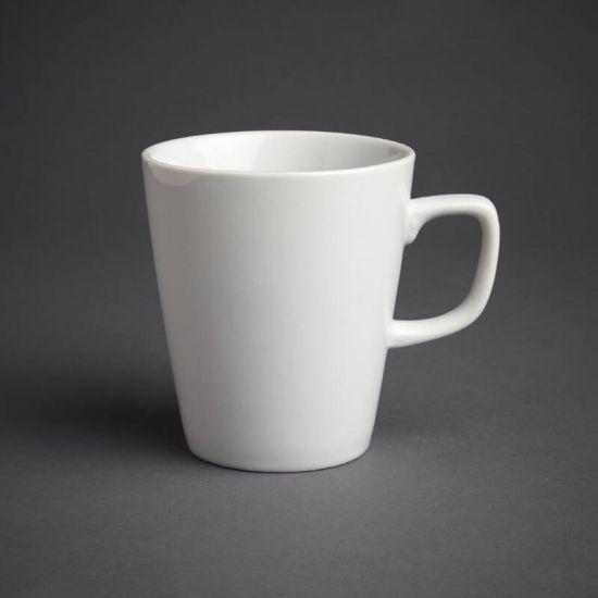 Bulk Buy Athena Hotelware Latte Mugs 10oz Box of 36 URO SA238