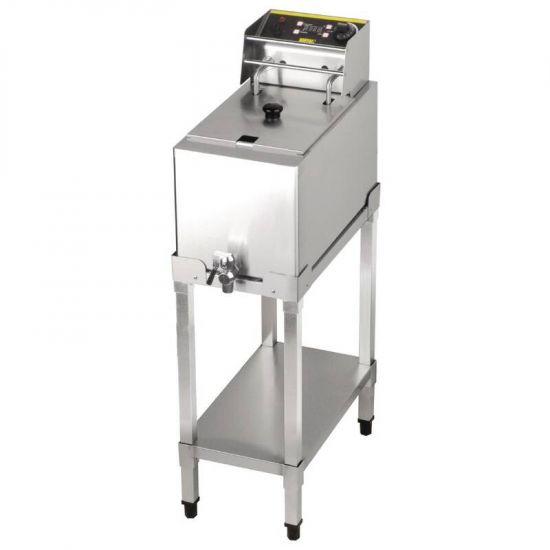Buffalo Single Fryer With Stand 8Ltr URO SA335