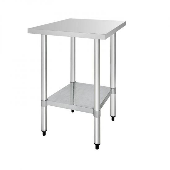 Vogue Stainless Steel Prep Table 600mm URO T389