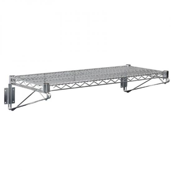 Vogue Steel Wire Wall Shelf 1220mm URO U202