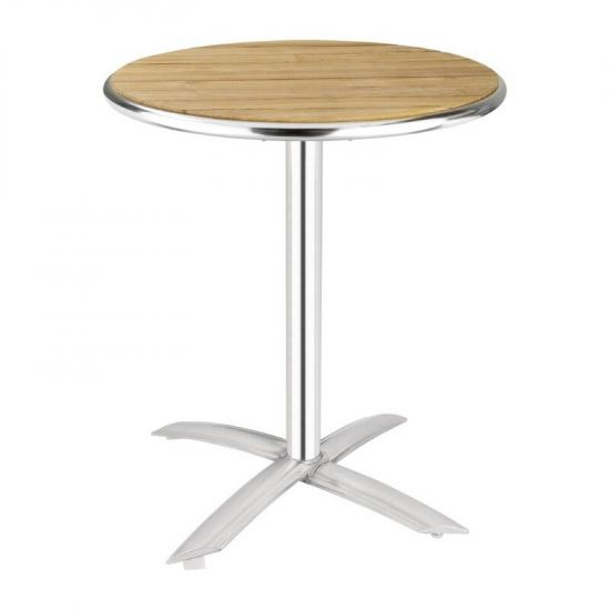 Bolero Flip Top Table Ash 600mm URO U424