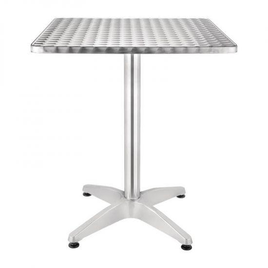 Bolero Square Bistro Table 600mm URO U427