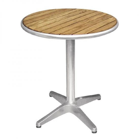 Ash Top Table Round 600mm URO U428