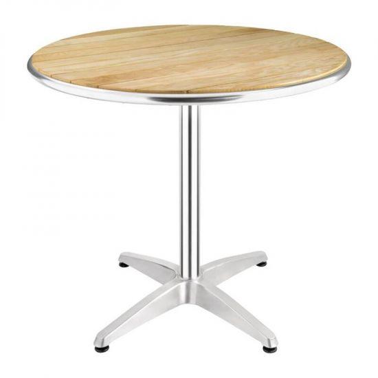 Ash Top Table Round 800mm URO U429