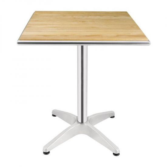 Ash Top Table Square 600mm URO U430