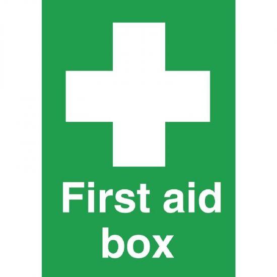 First Aid Box Symbol Sign URO W315
