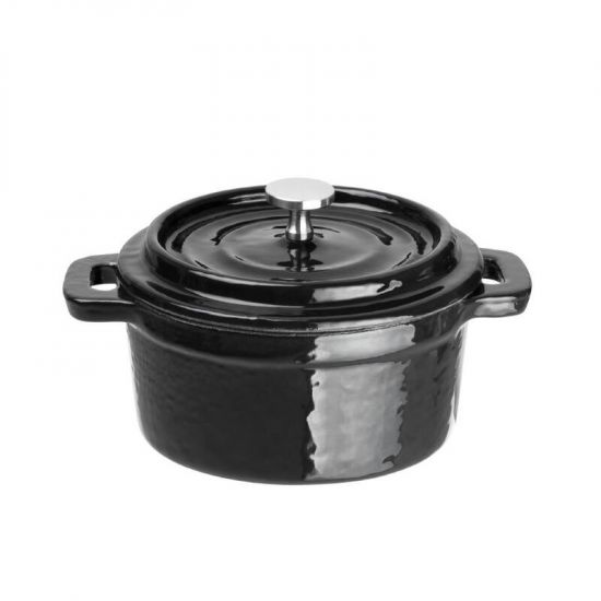 Cast Iron Round Mini Pot URO Y259