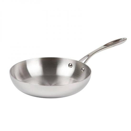 Vogue Tri Wall Induction Frying Pan 280mm URO Y321