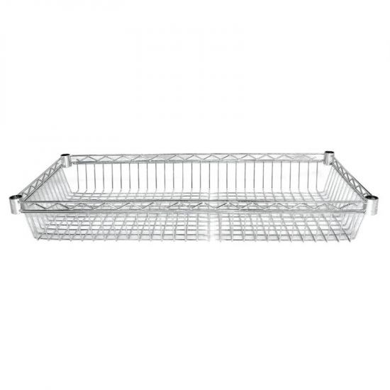 Vogue Chrome Baskets 1220mm Pack Of 2 URO Y496