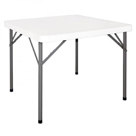 Bolero Foldaway Square Table 3ft URO Y807