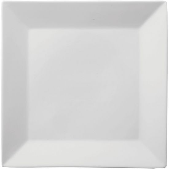 Square Plate 10.5 Inch (27cm) Box Of 12 UTT A1530-000000-B01012