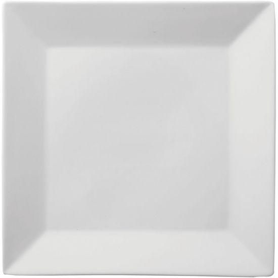 Square Plate 10.5 Inch (27cm) Box Of 12 UTT A1530-000000-B01012