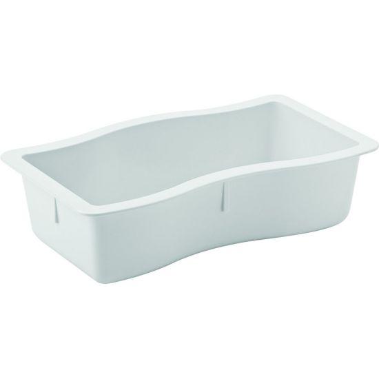 Modular Deli White Pan 10 X 6 X 2.75 Inch (25.5 X 15.25 X 7cm) Box Of 6 UTT CA698402-0000-B01006