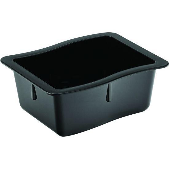 Modular Deli Black 6.5 X 6 X 2.75 Inch (16.75 X 15.25 X 7cm) Box Of 6 UTT CA698603-0000-B01006