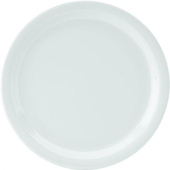 Kingline White Plate 9 Inch (23cm) Box Of 48 UTT CAKL200DS02-B01048